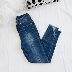 Rue 21 High Waisted Jeans